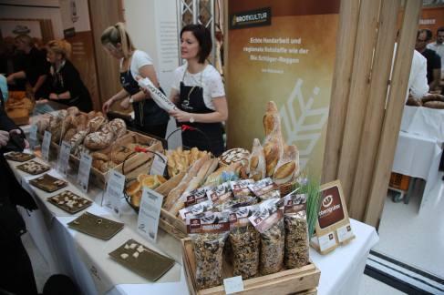 Brotmarkt in Linz Bäckerei Oberngruber Brotkultur