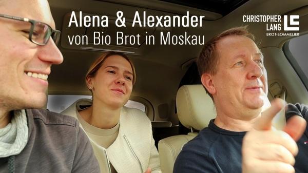 Alena Alexander Bio Brot Moskau Interview