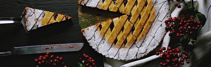 linzertorte linz österreich torte kuchen