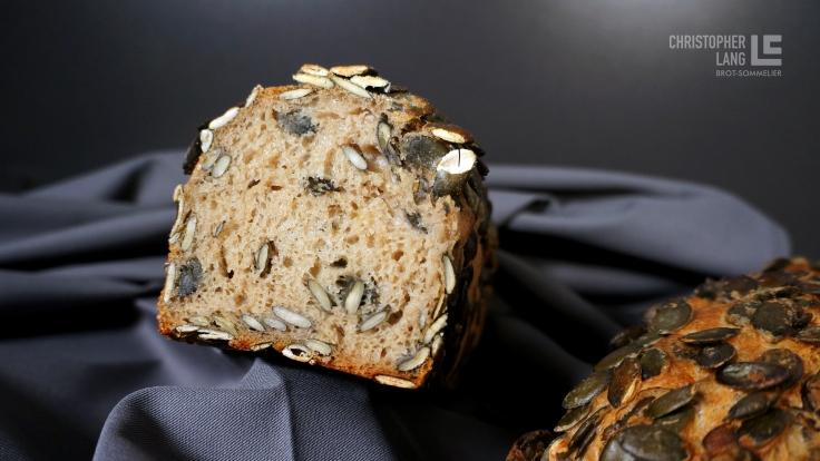 Kürbiskernbrot Steiermark Brot backen Linz Backkurs